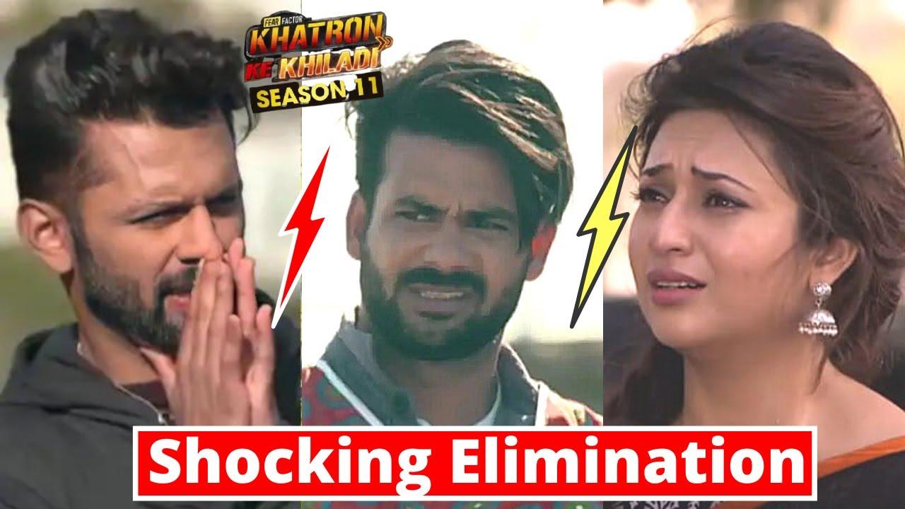 Shocking Elimination Of Khatron Ke Khiladi 11 18 September 2021 | Today Episode | Divyanka Tripathi