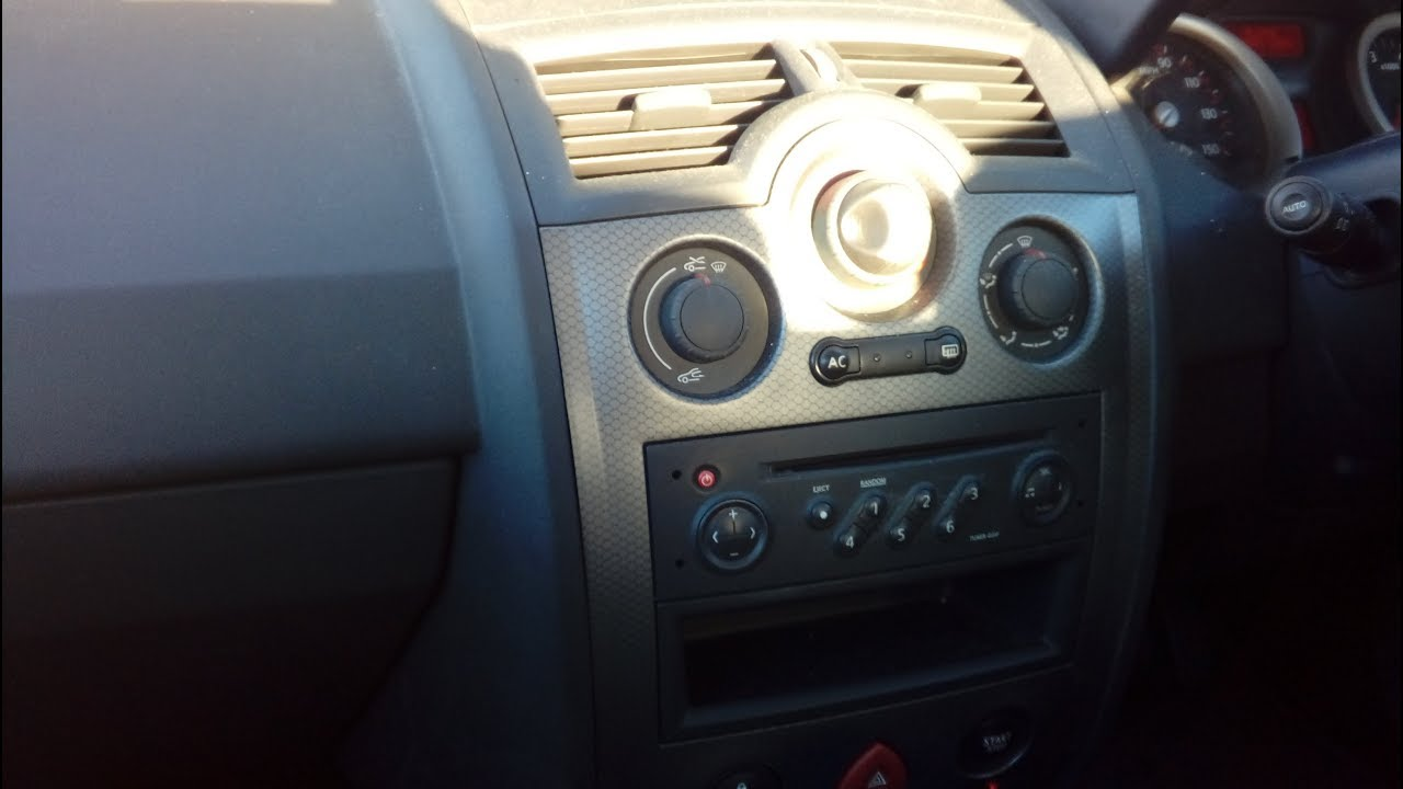 Renault Megane Cabrio Wiring Diagram