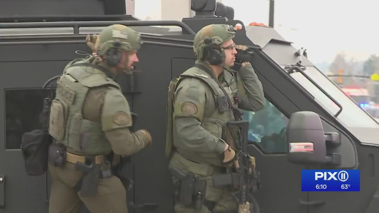 Authorities Piecing Together The Colorado Springs Shooting That ...
