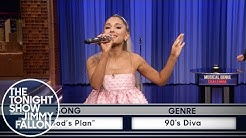 Musical Genre Challenge with Ariana Grande