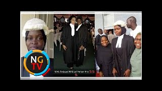 Video Hijab Law Controversy: Firdaus Amasa finally called to bar. download MP3, 3GP, MP4, WEBM, AVI, FLV Agustus 2018