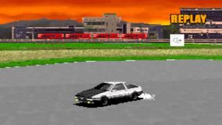 GT Advance 3: Pro Concept Racing - Toyota AE86 Sprinter Tureno