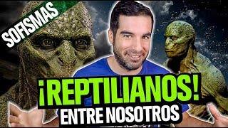RE: Los reptilianos existen y otras farsas
