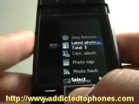 Sony Ericsson C902 C902i Review from http://www.addictedtophones.com