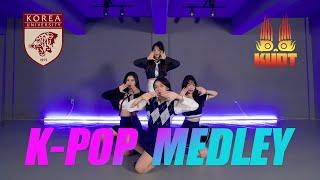 [고려대학교 KUDT] K-POP 메들리 (걸스데이, 블랙핑크, 프로듀스 101 Cover dance) - …