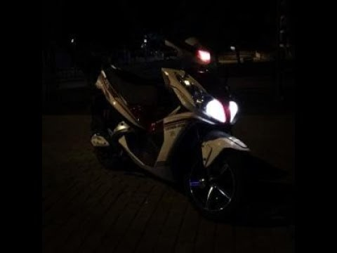 Kral Leonis 4500 Elektrikli Motor İncelemesi !! (Radyo ve ...