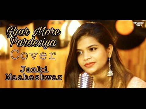 ghar-more-pardesiya||-kalank-||-janki-maheshwar-||-cover-||-unplugged