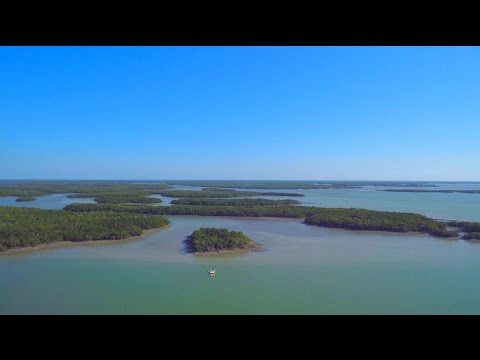 Florida Travel: Flying Above Ten Thousand Islands