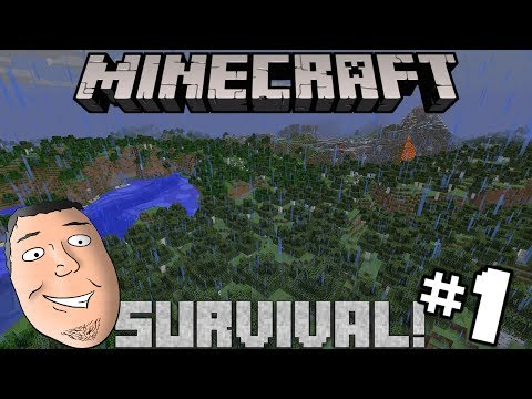 Minecraft Survival #1 | Season 3 Is Here!!