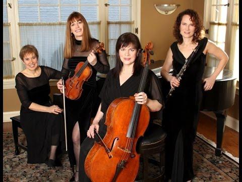 Orion Ensemble Live at the PianoForte Studios, First Half