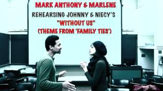 Theme from FAMILY TIES (alternate take)/JOHNNY MATHIS/DENIECE WILLIAMS
