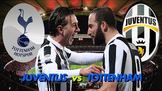La Juventus élimine Tottenham en s'imposant à Londres (1- 2)