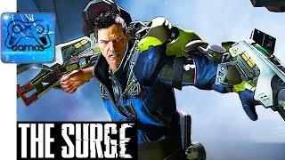 видео Видео: первый геймплейный ролик The Surge 2