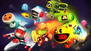 LittleBigPlanet 3 - NAMCO Classics Costume Pack Showcase