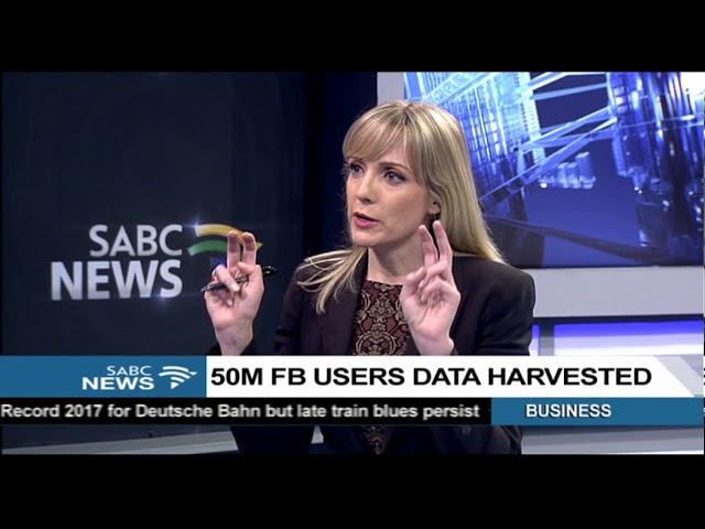 Facebook data scandal - Prof. Rodny-Gumede