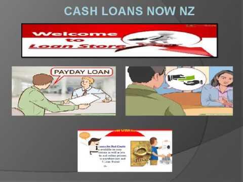 Instant cash loans nz