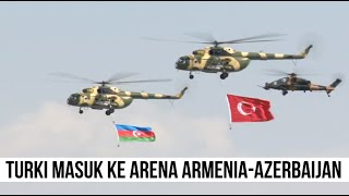 Mendadak Turki Kirim Pasukan Militer Ke Azerbaijan