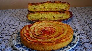 Рецепты ЛУЧШИХ и БЫСТРЫХ яблочных пирогов Пироги рецепты простые пироги с яблоками в духовке