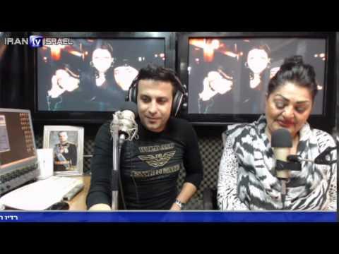 רדיו פרסי רדיו רן 30.1.15 راديو ران اسرائيل - Persian radio in israel