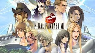 Final Fantasy VIII - Invocations !