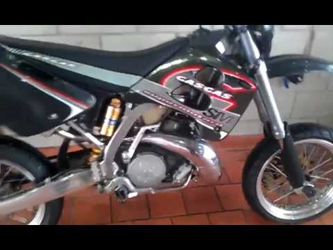 GasGas 250sm rejetted!!