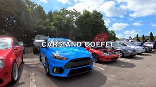 Cars and Coffee at Innovative Restorations