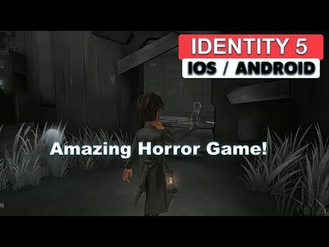 IDENTITY 5 GAMEPLAY - ANDROID / iOS (HORROR GAME )