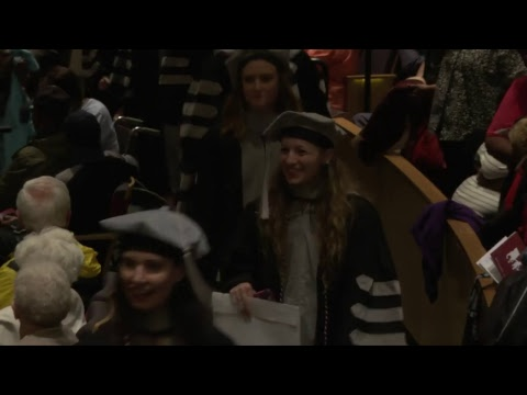 Virginia Tech Veterinary Medicine Commencement 05/12/17