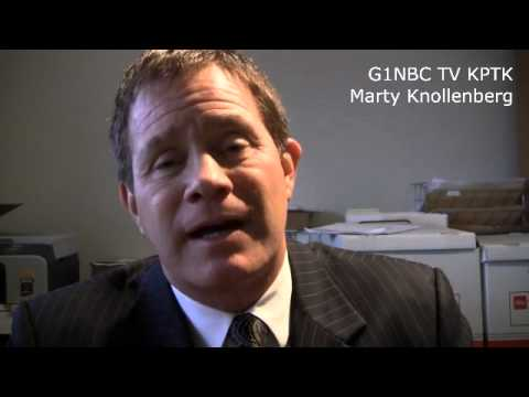 Marty Knollenberg Interview Candidate for Oakland County Treasurer G1NBC TV KPTK