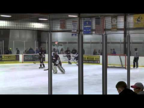 BHS Boys Varsity Hockey vs Lowell 01/11/2014