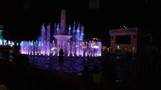 Dancing Fountain in Vigan, Ilocos Sur 8