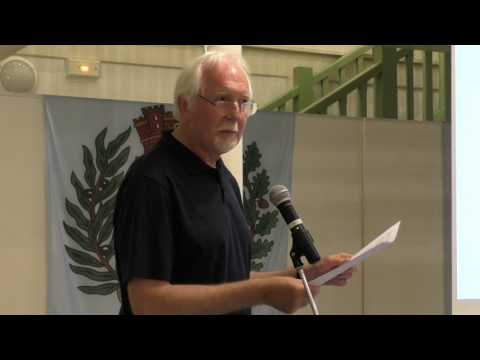 Journées Gide - David Walker 2