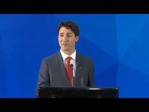 Prime Minister Trudeau's remarks to the China Entrepreneur Club