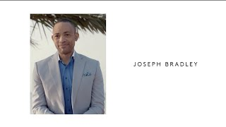 Joseph Bradley, Head of Technology and Digital at #NEOM, talks technology solutions on THE LINE.