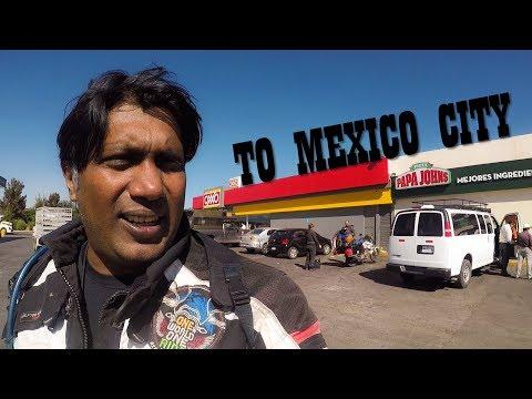 WORLD RIDE 2017  EP 121  Guadalajara to Mexico City
