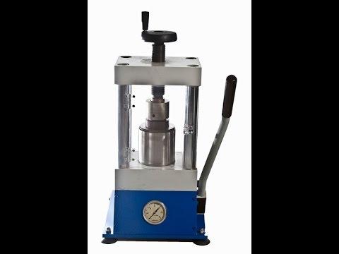 Laboratory Pellet Press