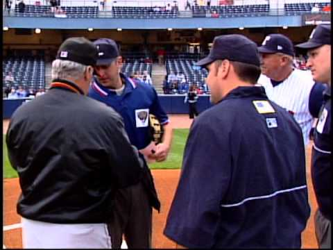 """Road to the Show"" - Minor League Umpires PKG"