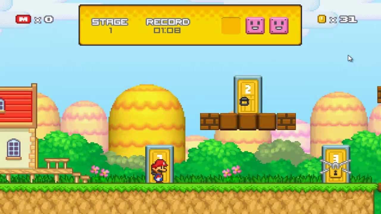 About Super Mario Star Scramble 3