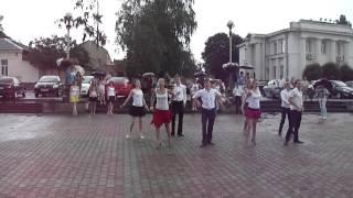 Танцы на свадьбу для жениха и невесты 30.06.12 Ставрополь