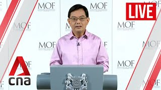 [LIVE HD] COVID-19: Heng Swee Keat's ministerial statement on support for Singapore workers, firms