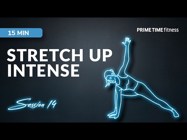 Stretch Up Intense live Workout Session Vol.14