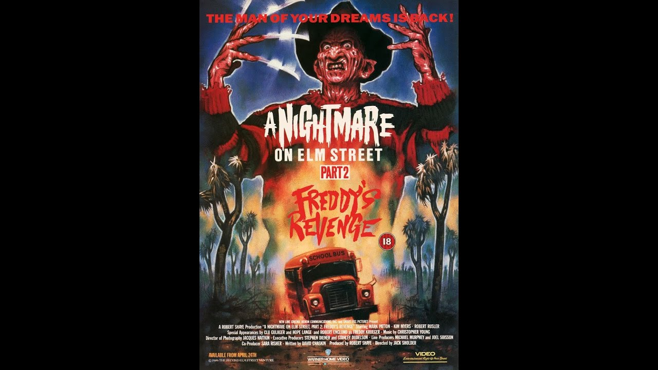Image result for a nightmare on elm street 2