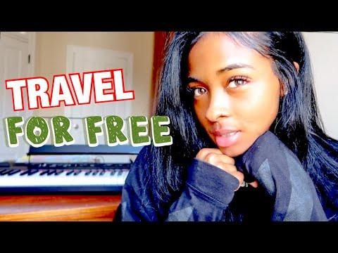 How I Travel FOR FREE & Make Money Doing it!!