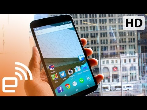 First Look: Google's Nexus 6 | Engadget