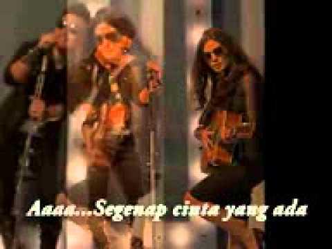 JUDIKA duet with DUMA   Sampai Akhir Lyric Video)