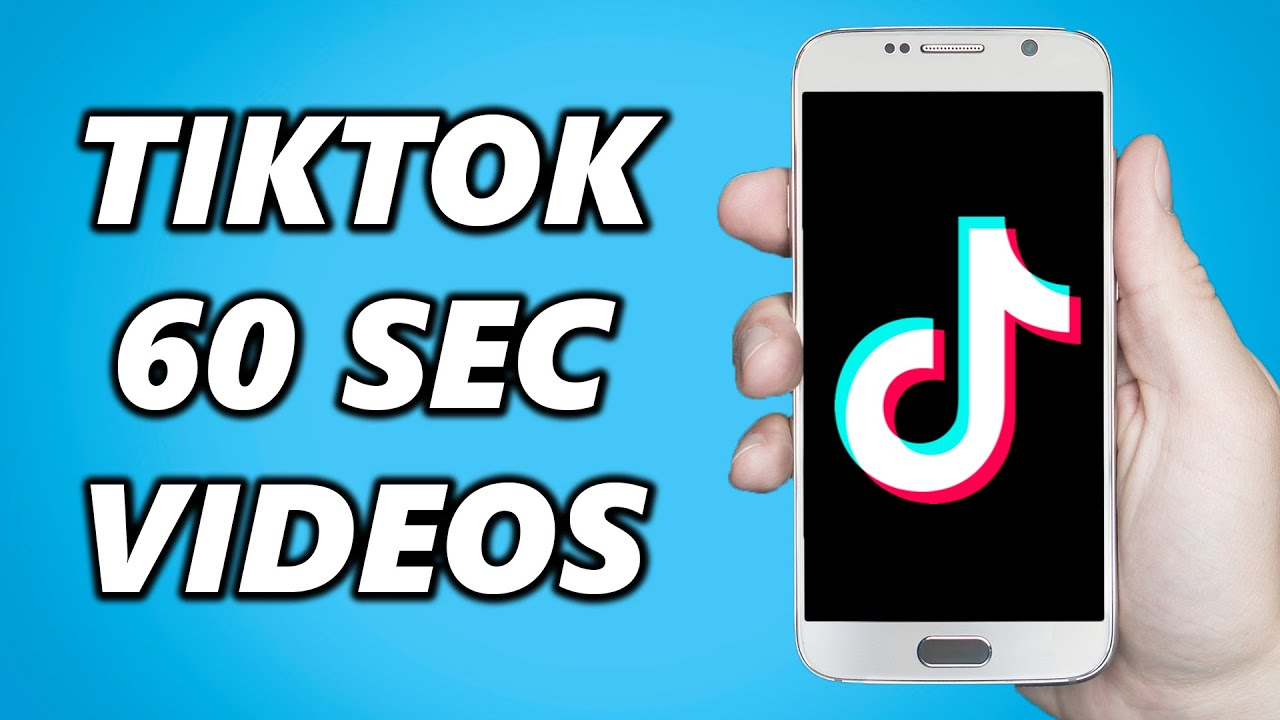 How To Make Tiktok Video Of 60 Seconds Longer Than 15 Seconds Youtube