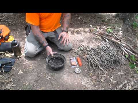 Outdoor Survival Basics DVD Series part 2