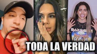 Lizbeth Rodriguez Esta ADVERTIDA - Kim Shantal Se Siente PRESIONADA Y Cuenta Toda LA VERDAD