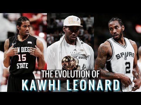 The Evolution of Kawhi Leonard (MINI MOVIE)