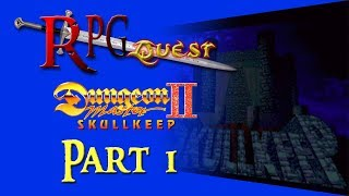 RPG Quest #126: Dungeon Master II: Skullkeep (Sega CD) Part 1
